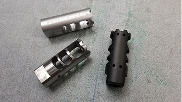 X-Caliber - Configure Your Custom AR-15 Barrel