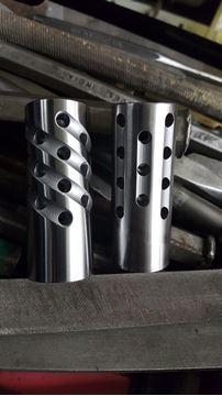 Picture of Pepper Pot Muzzle Brake