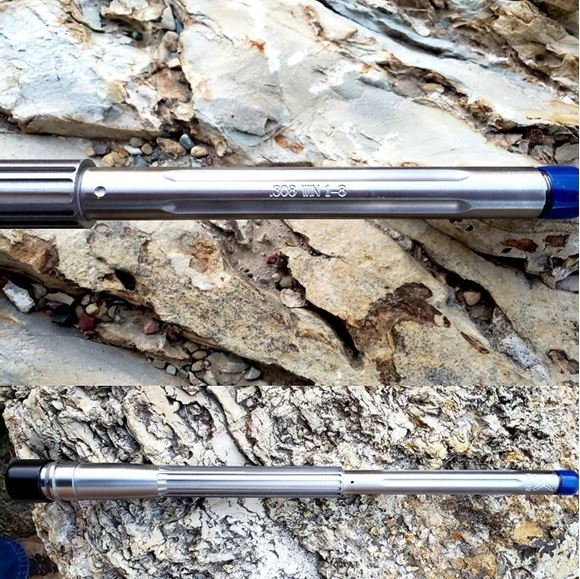 "Picture of 308 Win, 16"", 1-8 Twist, Inventory #10"