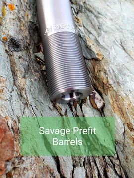 Picture of Savage Prefit Barrel