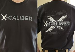 Picture of X-Caliber T-Shirt, Large