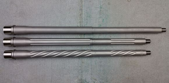 Picture of Custom AR15 Barrel for Superlative Arms Piston Kit