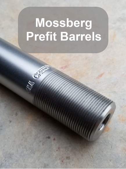 Picture of Mossberg Pre-Fit Barrels